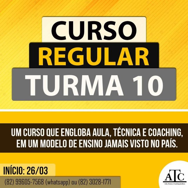 E voc? J realizou a sua inscrio do CURSO REGULARhellip